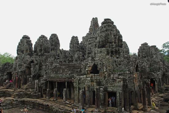 Khám phá đất nước Campuchia kỳ bí