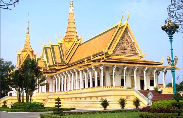 Xứ sở của điệu múa Apsara – Campuchia huyền bí