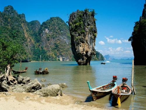 7 điểm du lịch nổi tiếng ở Thái Lan Mà Bạn Không Thể Bỏ Qua