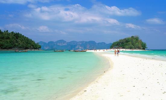 Tìm hiểu 5 Hòn đảo hoang sơ ở Đất nước Thái lan