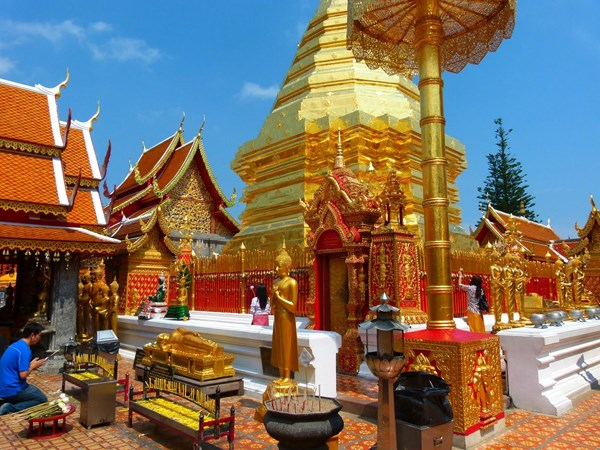 Trải nghiệm điểm đến sang trọng nhất tại Thái Lan