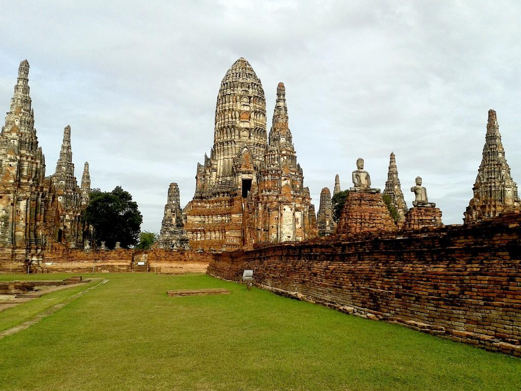 Ayutthaya Cố đô cổ của Vương Triều Thái Lan