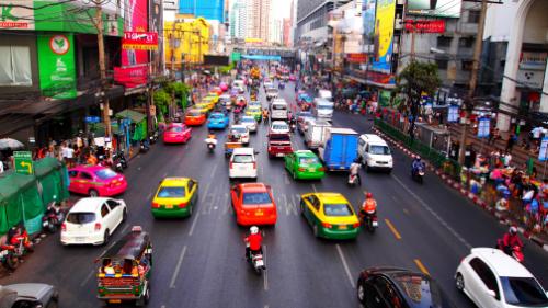Một số điều thú vị khi bạn du lịch đến Thái Lan