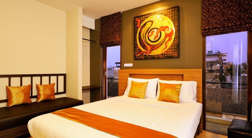 Sự tiện ích khi ở khách sạn Sleep Withinn tại đất nước du lịch Thái Lan