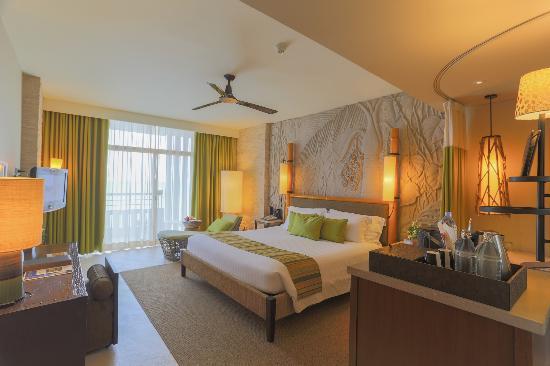 Vẻ đẹp sang trọng của khách sạn Centara Grand Mirage Beach Resort Pattaya tại Thái Lan