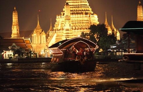 5 Địa điểm lý tưởng khi du lịch về đêm ở Bangkok – Thái lan