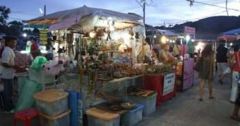 Đến tham quan chợ đêm cuối tuần ở Phuket
