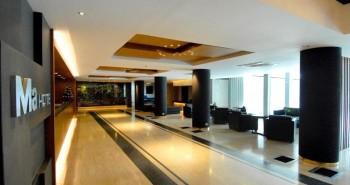 Khách sạn MA Hotel Bangkok đẹp, sang trọng và ấn tượng