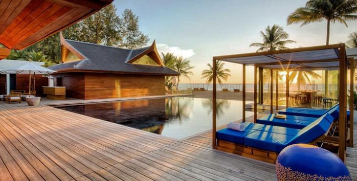 Thích thú với vẻ đẹp của khách sạn Iniala Beach House – Thiên đường tại Phuket, Thái Lan