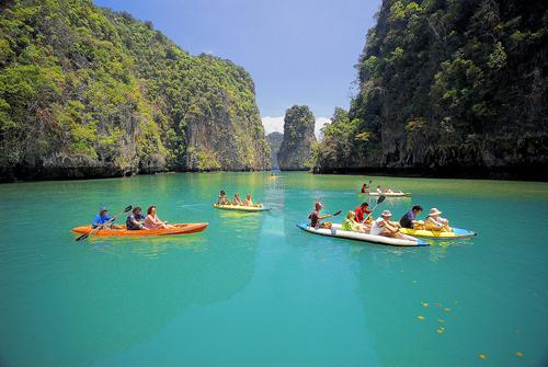 Khám phá và trải nghiệm vùng đất triệu nụ cười – Thái Lan