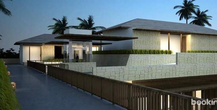 Kiến trúc độc đáo của Salinda Premium Resort and Spa Phú Quốc