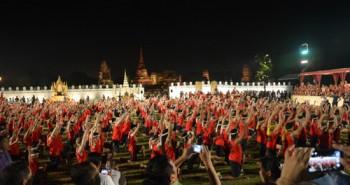 Ngày hội cho du khách yêu môn võ cổ truyền Thái Lan