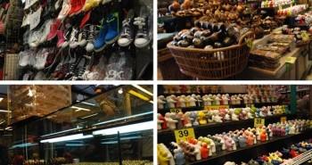 Những địa điểm mua sắm tại Thái Lan