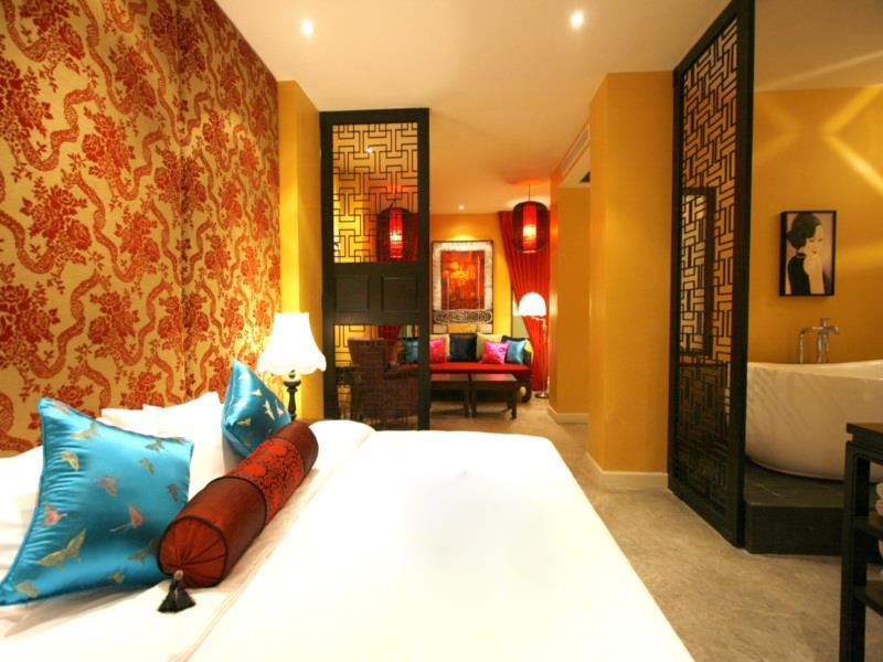 Mức giá hợp lý cho các du khách khi ở khách sạn Shanghai Mansion, Thái Lan