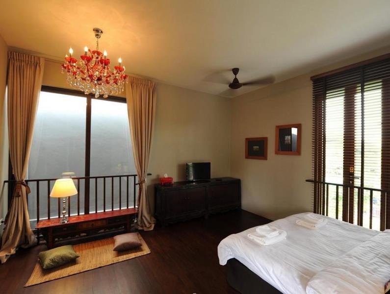 Khách sạn Villa Phra Sumen Bangkok cao cấp tại Thái Lan