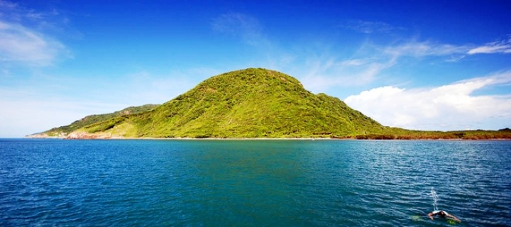 Hòn Bảy Cạnh đảo lớn thứ hai trong vùng biển Côn Đảo