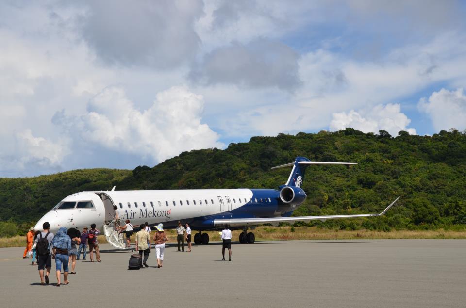Phương tiện để du lịch Côn Đảo