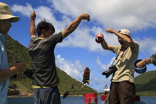 Những thú vui tao nhã không thể bỏ qua khi tới Côn Đảo