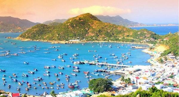 24 du lịch tại đảo Bình Ba