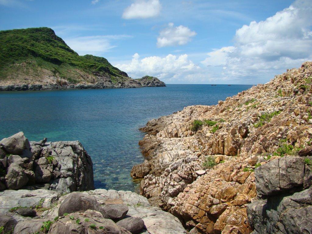 Ghé thăm Vịnh Đầm Tre ở Côn Đảo