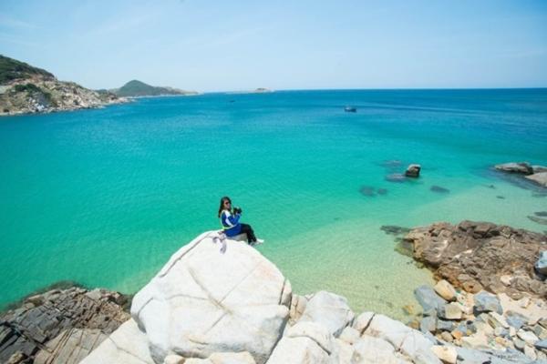Những bãi tắm biển ở khu du lịch Côn Đảo