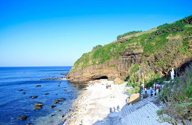 Vẻ đẹp tuyệt vời khi đến tham quan đảo Lý Sơn