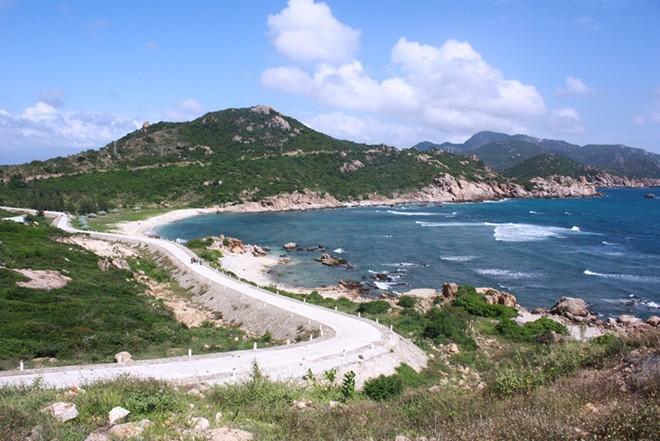 Ghé thăm hòn đảo xinh đẹp Bình Ba trong dịp hè