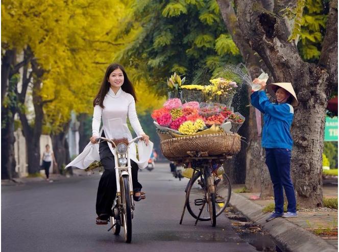 Hãy cùng trải nghiệm nét đẹp của mùa thu Việt Nam