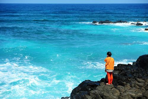 Tham quan đảo Lý Sơn với bức tranh đa sắc màu