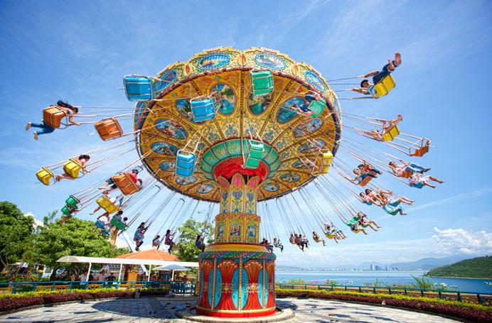 """10 địa điểm khiến khách muốn """"xê dịch"""" ở Nha Trang"""