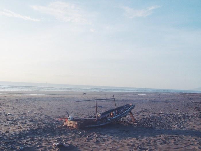 Ghé thăm vùng biển Xuân Thành hoang sơ