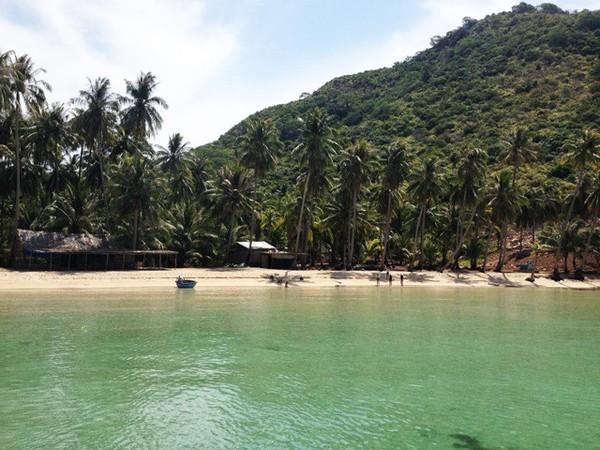 Khám phá vẻ đẹp của đảo Nam Du, Kiên Giang