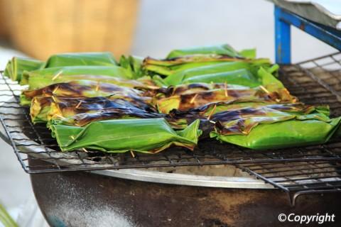 Những món ăn vặt siêu ngon của du lịch Thái Lan