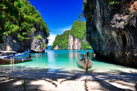 Đảo Krabi – điểm hot của du lịch Thái Lan hè 2016