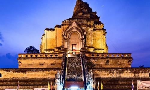 Du lịch Chiang Mai – không chỉ có lễ hội đèn hoa đăng