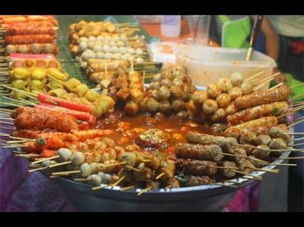Ẩm thực đường phố Thái Lan – nét quyến rũ của đất Thái (Phần 1)