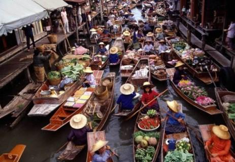 Những trải nghiệm hay ho của du lịch Thái Lan
