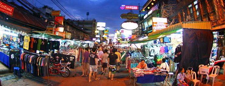 Trải nghiệm thú vị nên thử khi tới Bangkok, Thái Lan