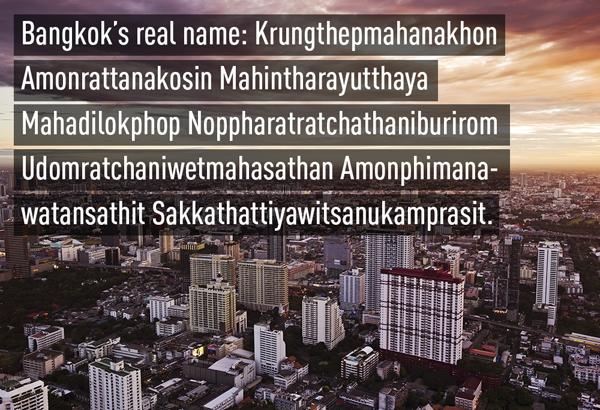 Điều thú vị về Thái Lan khiến bạn muốn tới khám phá