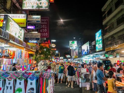 5 trải nghiệm khó bỏ qua nếu đi du lịch Thái lan
