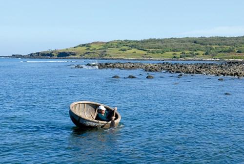 Nét duyên ngầm ở nơi đảo xa Phú Quý