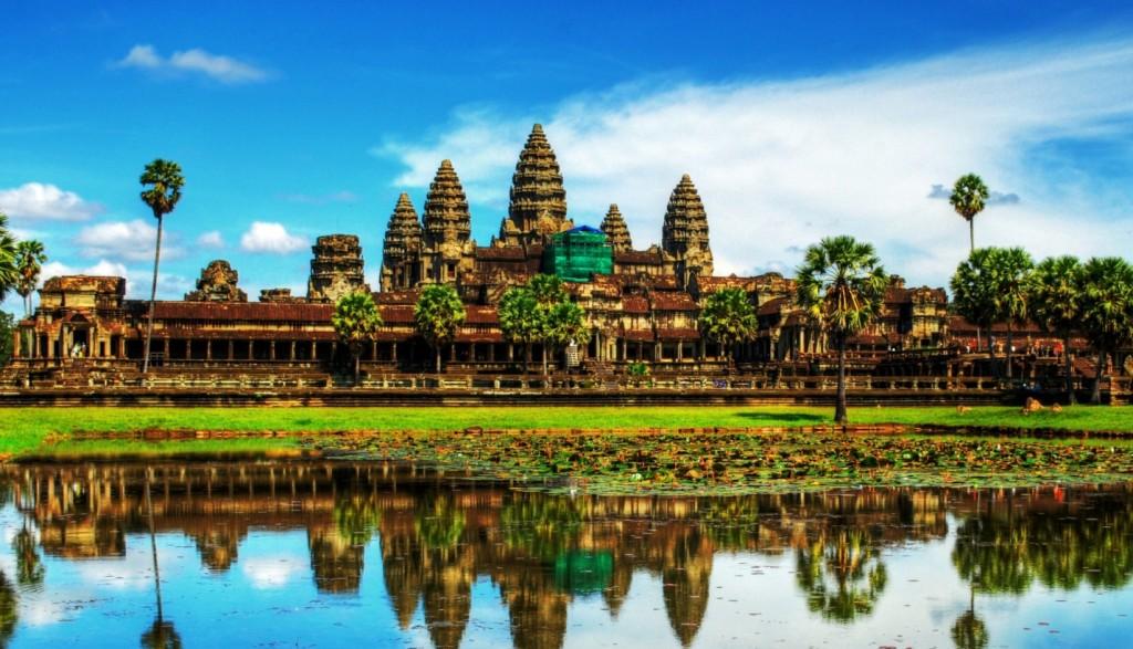Campuchia – đến với những điều chưa bao giờ cũ