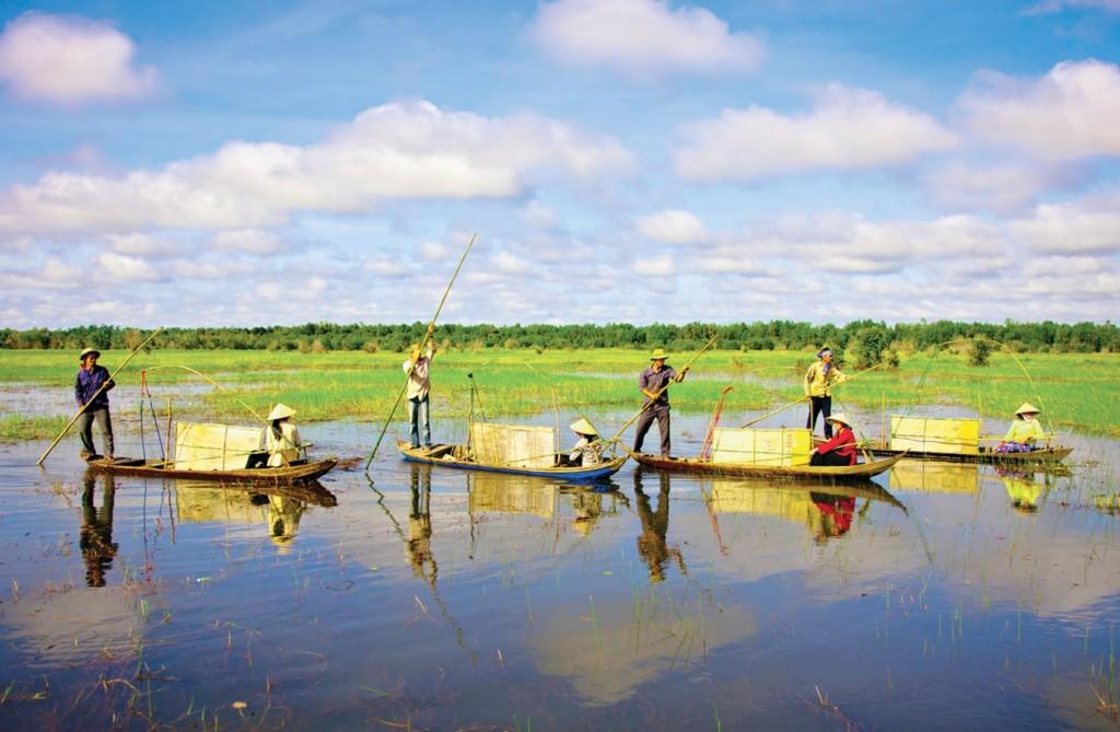 Miền Tây một ngày – khám phá xứ sở sông nước