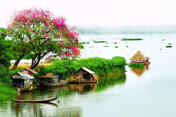 Nét đẹp ấn tượng khó quên tại Lục tỉnh Miền Tây Nam Bộ