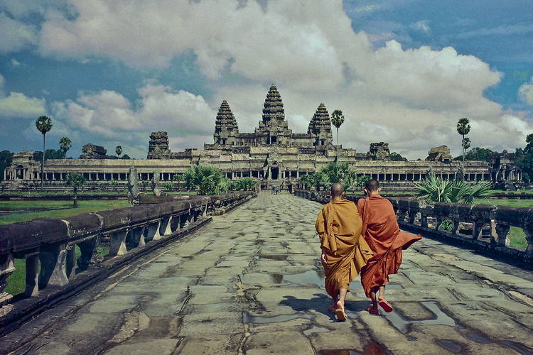 Quần thể Angkor Wat – Campuchia