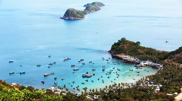 Đảo Nam Du – xu hướng dịch chuyển mới