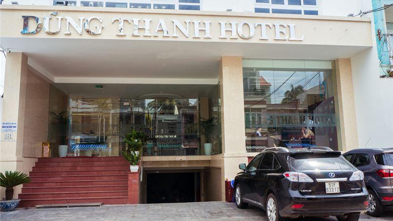 Khách sạn Dũng Thanh Nha Trang đẳng cấp mà tiện nghi