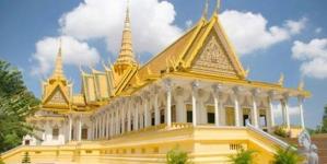 5 địa điểm du lịch nổi tiếng ở Campuchia