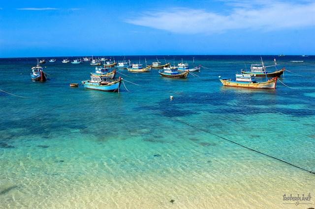 Đảo Phú Quý, nơi khiến trái tim người lữ khách rung động