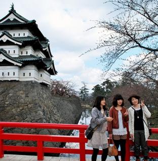Đến Tokyo thì nên đến vào thời điểm nào?